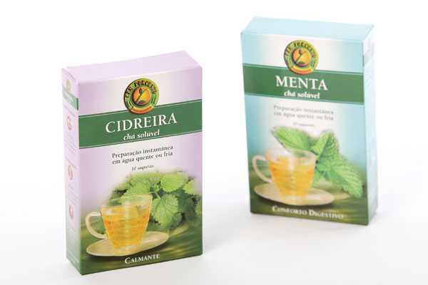 Packaging infusiones